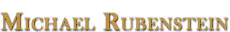 The Law Offices of Michael Rubenstein logo